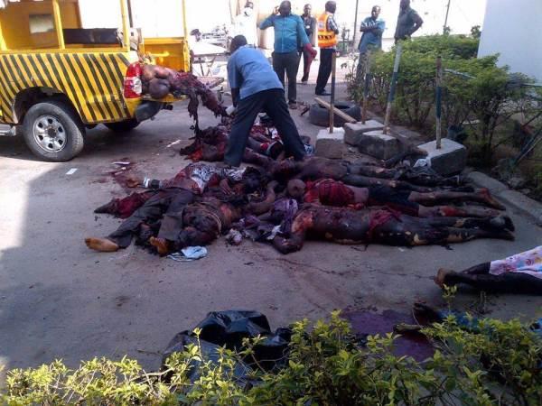 Nyanya Bomb Blast Victims 2014